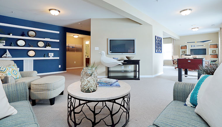 Model homes southern maryland
