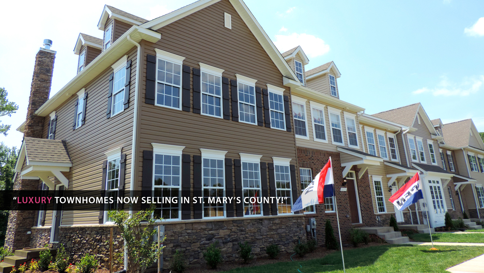 New Homes St Mary S County Charles County Pg County